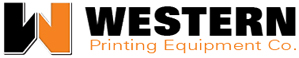 Western printing equipment logo
